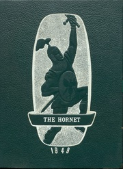 1949 Edition, Harmony Grove High School - Hornet Yearbook (Camden, AR)