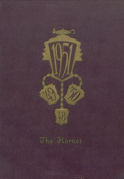 1951 Edition, Harmony Grove High School - Hornet Yearbook (Camden, AR)