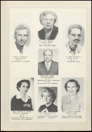 Page 11, 1951 Edition, Harmony Grove High School - Hornet Yearbook (Camden, AR) online yearbook collection