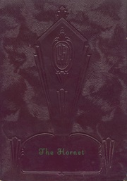 1952 Edition, Harmony Grove High School - Hornet Yearbook (Camden, AR)