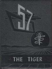 1957 Edition, Valley Springs High School - Tiger Yearbook (Valley Springs, AR)