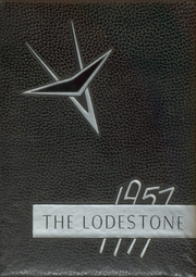 1957 Edition, Magnet Cove High School - Lodestone Yearbook (Magnet Cove, AR)