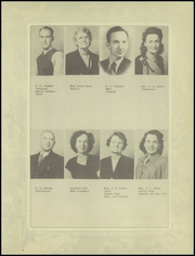 Page 15, 1947 Edition, Stamps High School - Hilltopper Yearbook (Stamps, AR) online yearbook collection
