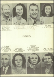 Page 11, 1950 Edition, Stamps High School - Hilltopper Yearbook (Stamps, AR) online yearbook collection