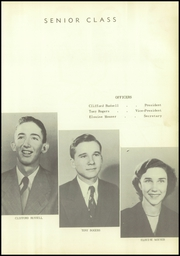 Page 15, 1950 Edition, Stamps High School - Hilltopper Yearbook (Stamps, AR) online yearbook collection