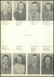 Page 16, 1950 Edition, Stamps High School - Hilltopper Yearbook (Stamps, AR) online yearbook collection