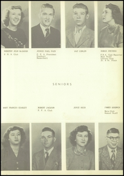 Page 17, 1950 Edition, Stamps High School - Hilltopper Yearbook (Stamps, AR) online yearbook collection
