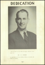 Page 7, 1950 Edition, Stamps High School - Hilltopper Yearbook (Stamps, AR) online yearbook collection