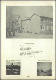 Page 8, 1950 Edition, Stamps High School - Hilltopper Yearbook (Stamps, AR) online yearbook collection