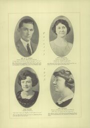 Page 12, 1923 Edition, Bauxite High School - Miner Yearbook (Bauxite, AL) online yearbook collection