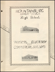 Page 9, 1946 Edition, Mountainburg High School - Dragon Yearbook (Mountainburg, AR) online yearbook collection