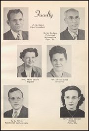 Page 17, 1949 Edition, Mountainburg High School - Dragon Yearbook (Mountainburg, AR) online yearbook collection