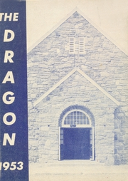 Mountainburg High School - Dragon Yearbook (Mountainburg, AR) online yearbook collection, 1953 Edition, Page 1