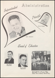 Page 11, 1953 Edition, Mountainburg High School - Dragon Yearbook (Mountainburg, AR) online yearbook collection