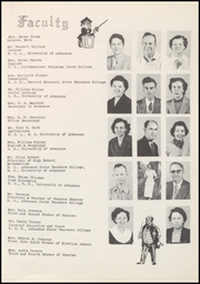 Page 13, 1953 Edition, Mountainburg High School - Dragon Yearbook (Mountainburg, AR) online yearbook collection