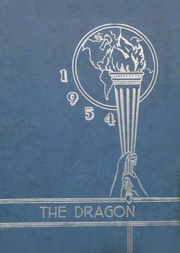 Mountainburg High School - Dragon Yearbook (Mountainburg, AR) online yearbook collection, 1954 Edition, Page 1