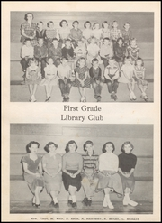 Page 18, 1957 Edition, Charleston High School - Tiger Yearbook (Charleston, AR) online yearbook collection