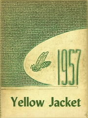 Bay High School - Yellowjacket Yearbook (Bay, AR) online yearbook collection, 1957 Edition, Page 1