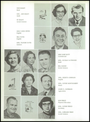 Page 10, 1957 Edition, Bay High School - Yellowjacket Yearbook (Bay, AR) online yearbook collection