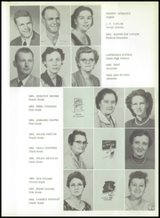 Page 11, 1957 Edition, Bay High School - Yellowjacket Yearbook (Bay, AR) online yearbook collection