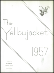 Page 5, 1957 Edition, Bay High School - Yellowjacket Yearbook (Bay, AR) online yearbook collection
