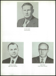 Page 8, 1957 Edition, Bay High School - Yellowjacket Yearbook (Bay, AR) online yearbook collection