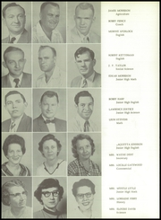 Page 12, 1959 Edition, Bay High School - Yellowjacket Yearbook (Bay, AR) online yearbook collection