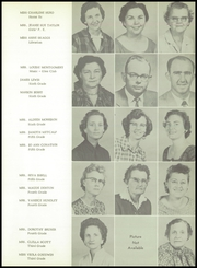 Page 13, 1959 Edition, Bay High School - Yellowjacket Yearbook (Bay, AR) online yearbook collection
