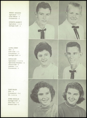 Page 17, 1959 Edition, Bay High School - Yellowjacket Yearbook (Bay, AR) online yearbook collection