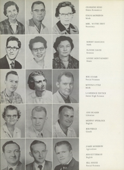 Page 10, 1960 Edition, Bay High School - Yellowjacket Yearbook (Bay, AR) online yearbook collection