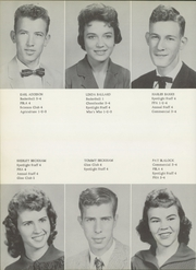 Page 14, 1960 Edition, Bay High School - Yellowjacket Yearbook (Bay, AR) online yearbook collection