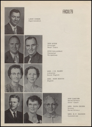 Page 10, 1955 Edition, Des Arc High School - Eagles Nest Yearbook (Des Arc, AR) online yearbook collection