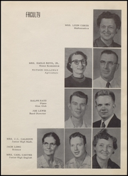 Page 11, 1955 Edition, Des Arc High School - Eagles Nest Yearbook (Des Arc, AR) online yearbook collection