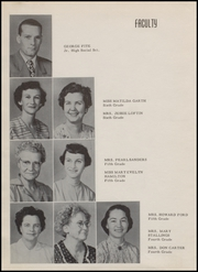 Page 12, 1955 Edition, Des Arc High School - Eagles Nest Yearbook (Des Arc, AR) online yearbook collection