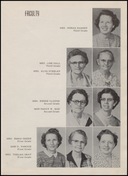 Page 13, 1955 Edition, Des Arc High School - Eagles Nest Yearbook (Des Arc, AR) online yearbook collection