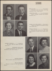 Page 14, 1955 Edition, Des Arc High School - Eagles Nest Yearbook (Des Arc, AR) online yearbook collection