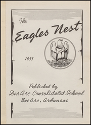 Page 5, 1955 Edition, Des Arc High School - Eagles Nest Yearbook (Des Arc, AR) online yearbook collection