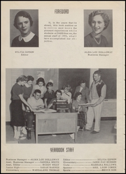 Page 6, 1955 Edition, Des Arc High School - Eagles Nest Yearbook (Des Arc, AR) online yearbook collection