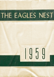 1959 Edition, Des Arc High School - Eagles Nest Yearbook (Des Arc, AR)