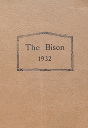 1932 Edition, Carlisle High School - Bison Yearbook (Carlisle, AR)