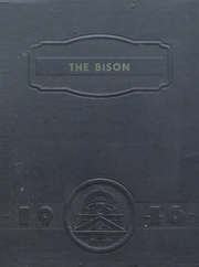 1946 Edition, Carlisle High School - Bison Yearbook (Carlisle, AR)