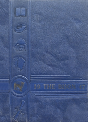 1947 Edition, Carlisle High School - Bison Yearbook (Carlisle, AR)