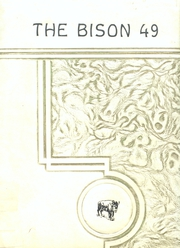 1949 Edition, Carlisle High School - Bison Yearbook (Carlisle, AR)