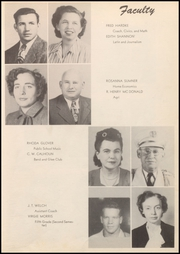 Page 13, 1950 Edition, Carlisle High School - Bison Yearbook (Carlisle, AR) online yearbook collection
