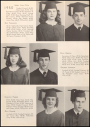 Page 16, 1950 Edition, Carlisle High School - Bison Yearbook (Carlisle, AR) online yearbook collection