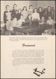 Page 8, 1950 Edition, Carlisle High School - Bison Yearbook (Carlisle, AR) online yearbook collection