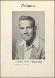 Page 9, 1953 Edition, Carlisle High School - Bison Yearbook (Carlisle, AR) online yearbook collection
