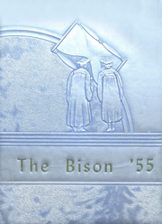 1955 Edition, Carlisle High School - Bison Yearbook (Carlisle, AR)