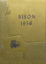1956 Edition, Carlisle High School - Bison Yearbook (Carlisle, AR)