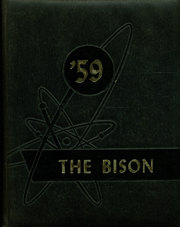 1959 Edition, Carlisle High School - Bison Yearbook (Carlisle, AR)